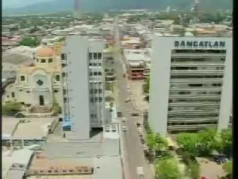 Asi es San Pedro Sula, Honduras!.avi