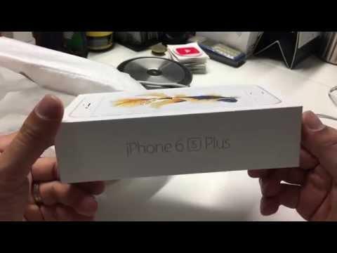 iPhone 6s Plus Kutusundan Çıkıyor!
