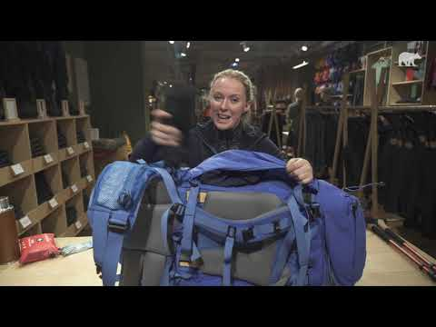 Packa din ryggsäck