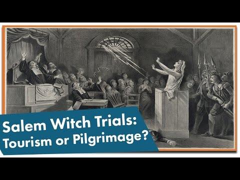 Modern Paganism and Modern Pilgrimage in Salem, Massachusetts