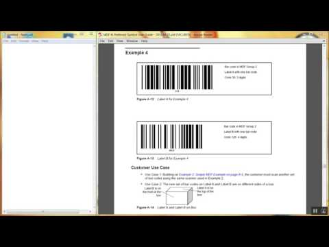 Zebra 123Scan: Creating a Multicode Data Formatting (MDF) Rule by Zebra  Technologies