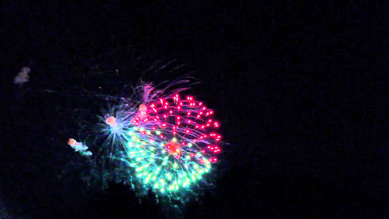Fireworks Explosion Pre-Keyed Stock Footage (FREE WITH DOWNLOAD!) VFX on  Black Screen