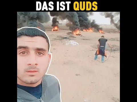 Palästinenser rezitiert den Quran, während Sniper morden ᴴᴰ ┇ Generation Islam