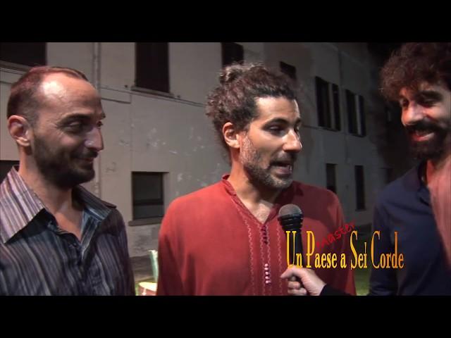 Verbania 7 settembre NefEsh Trio. Un Paese a Sei Corde