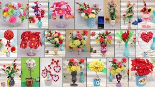 38 DIY Easy Flower Pot Craft Ideas !!! Handmade Paper Things