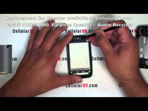 Verizon Citrus Repair Video - Motorola WX445 DIY Disassembly Instructions