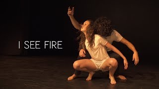 Ed Sheeran - I See Fire - Alexander Chung & Taylor Hatala (Live Performance)