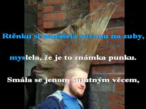 Známka Punku - Visací Zámek - karaoke