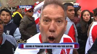 Reviva el inolvidable día en que Perú clasificó al repechaje para Rusia 2018