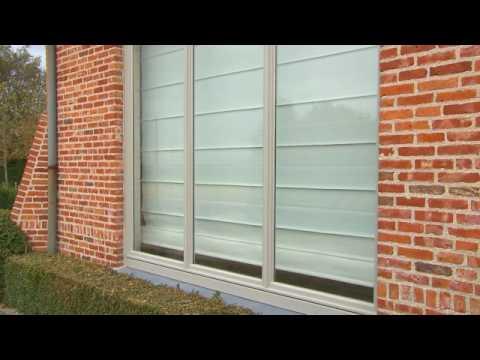SOMFY en D&D Home Essentials - gordijnen - YouTube