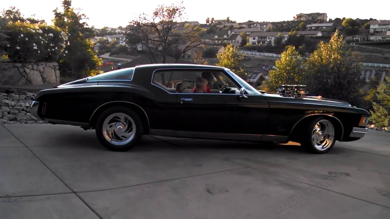 1973 Buick Riviera 455 Super Charged Hot Rod For Sale in ...