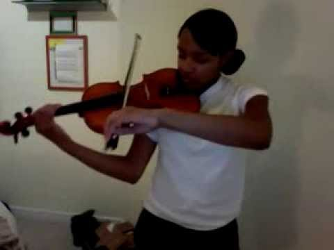 Hyyerr - Kid Cudi Violin Cover