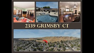 ▶️Just Listed 2339 Grimsby Ct Antioch CA 94509 by Martha Parson @ AHS Realty Pros