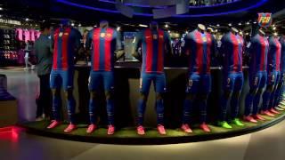 Nuevo uniforme del barcelona 2016-2017 ...