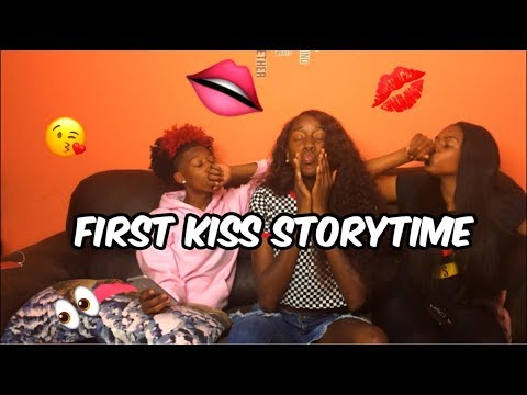 First kiss story time ft. sunberhair