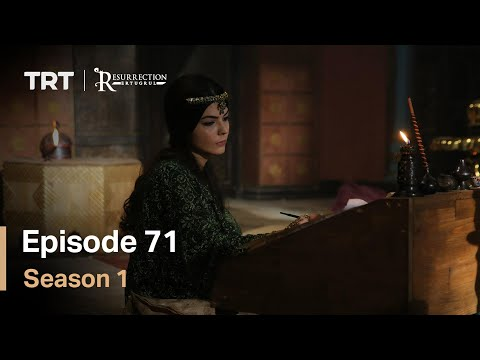 Resurrection Ertugrul Season 1 Episode 71