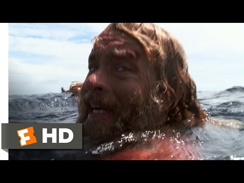 Cast Away 6/8 Movie   I'm Sorry, Wilson! 2000 HD