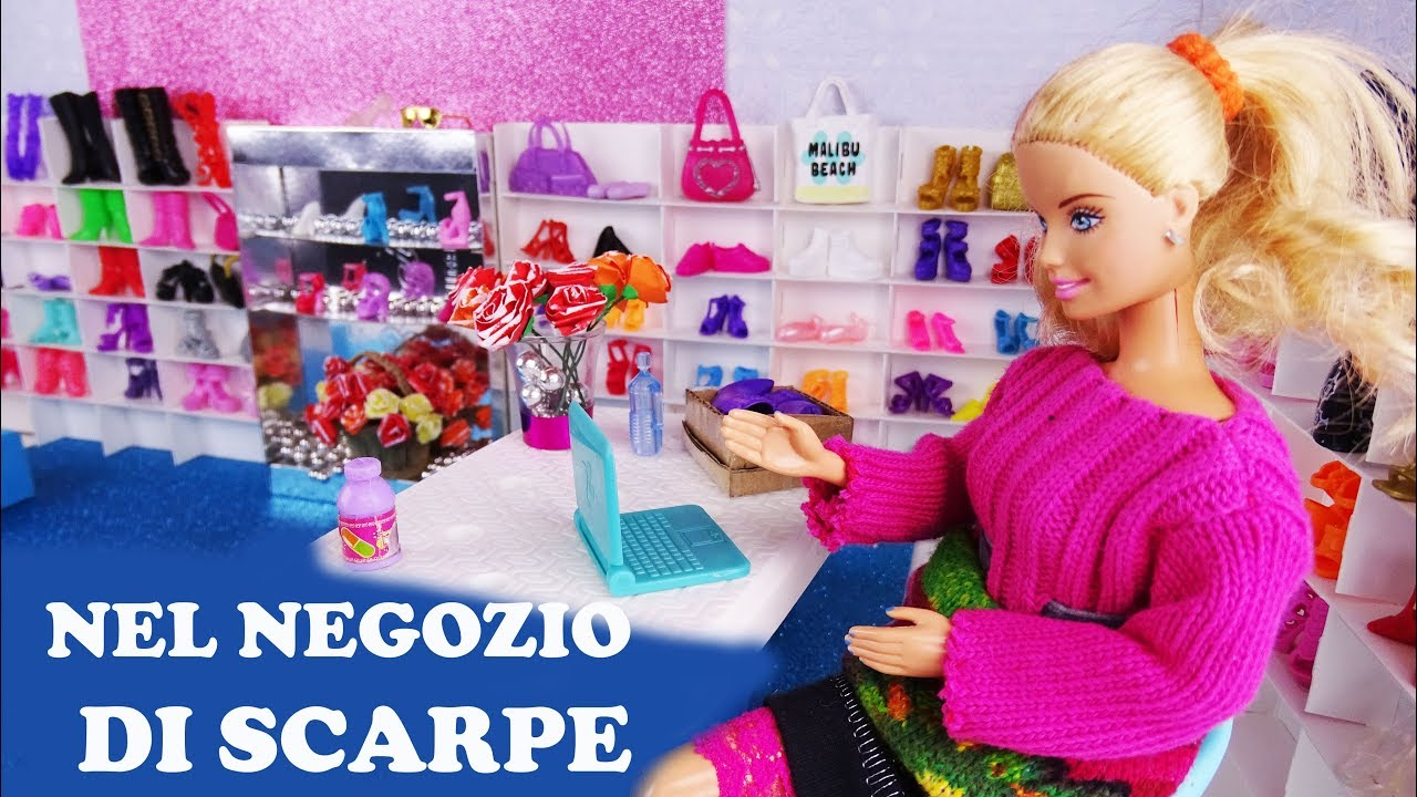 bambole di barbie