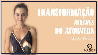 Depoimento da advogada Ambiental Alice Neves