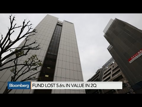 World's Biggest Pension Fund Posts $64 Billion Loss