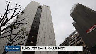 World's Biggest Pension Fund Posts $64 Billion Loss