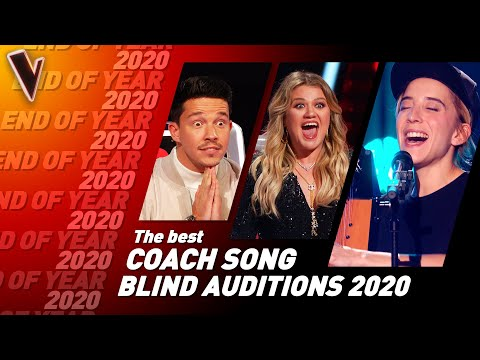 The Best Coach Songs in the Blind Auditions of The Voice 202