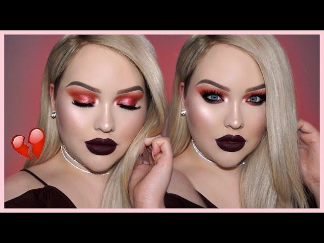ANTI-Valentine's Day Makeup Tutorial