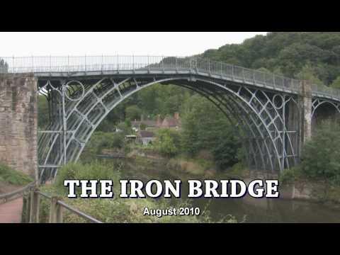 The Iron Bridge - Shropshire