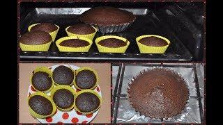Печем кексики) Кекс из готовой смеси