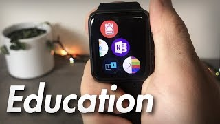 Best Apps for Apple Watch - Education