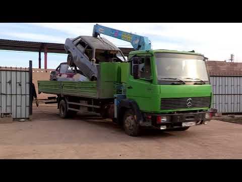 В Шымкенте вновь начался прием старых машин на утилизацию