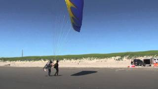 Tandem Paramotor Training!!! Powered Paragliding World's Best!! WPPGA SUPER Class Lessons!!