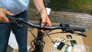 Unboxing Kalkhoff ProConnect B9 von Fahrrad XXL