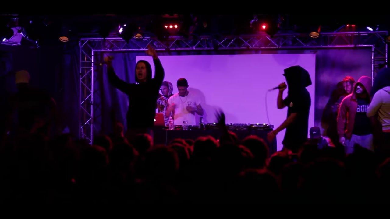 Concert Grünt au New Morning 10/10/15