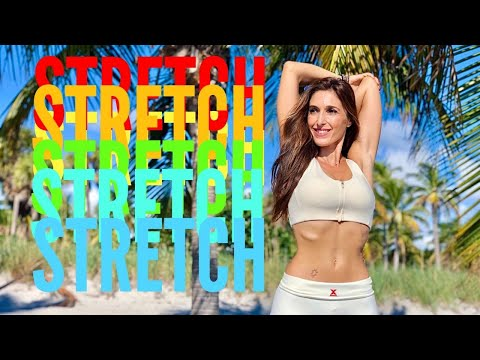 Stretch Before or After Exercising | 5 minutes for the whole body