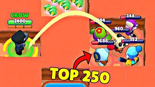 TOP 250 BEST BRAWL STARS FAILS & FUNNY MOMENTS
