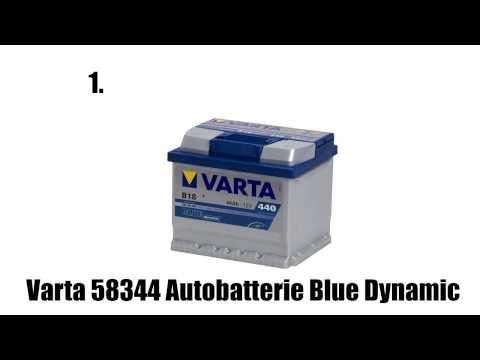 Beliebte Autobatterie Im Test Vergleich