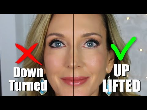 "Eyeliner Do's & Don'ts To ""Lift"" Mature Eyes! Mistakes to Avoid"