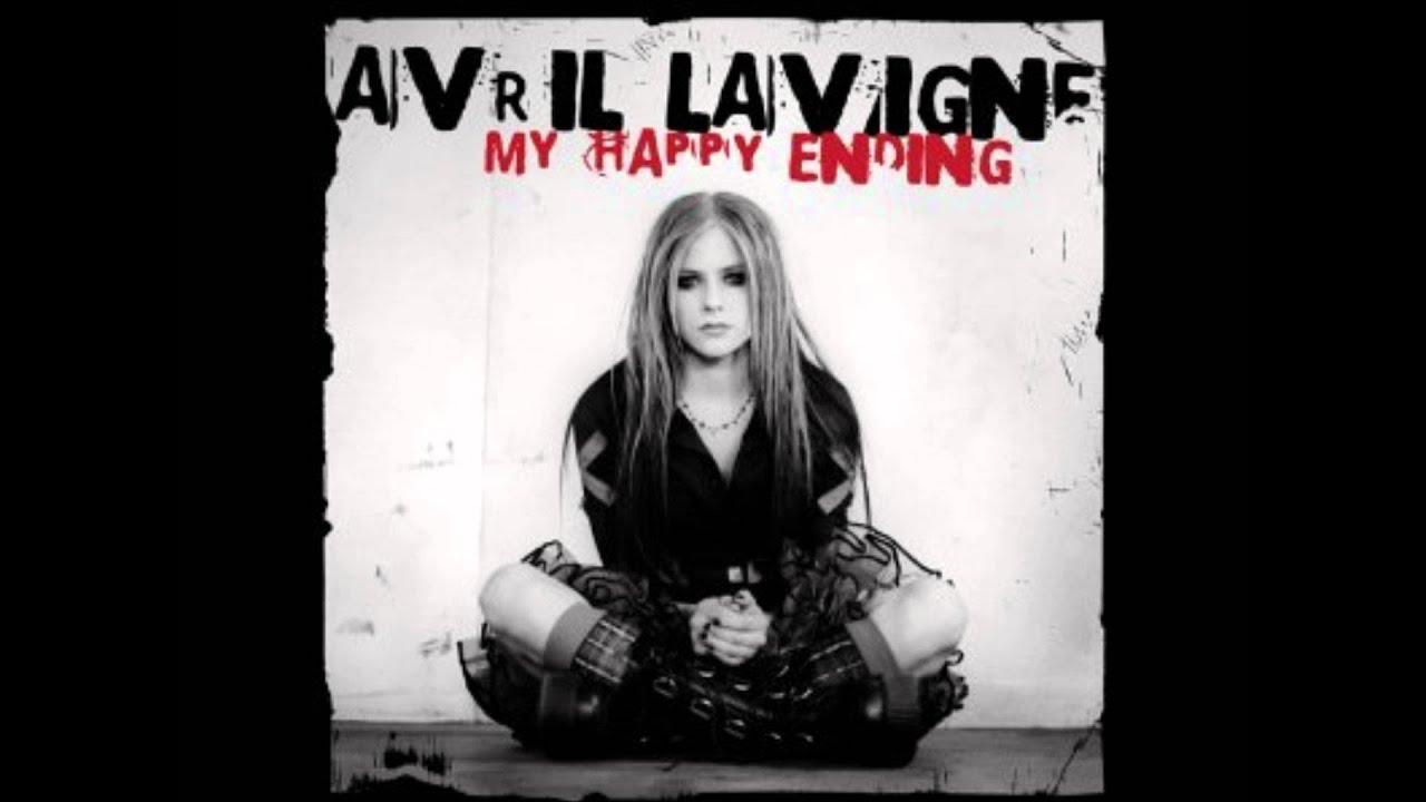Avril Lavigne - My Happy Ending - Audio - YouTube