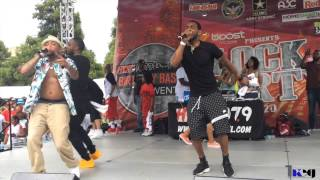 """Poppin"" - Rico Richie Live @ Centennial Olympic Park 