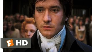 Pride & Prejudice (2/10) Movie CLIP - Miserable Mr. Darcy (2005) HD thumbnail