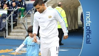 AGUERO JUNIOR SUPER STRIKE! | City Today | 14th April