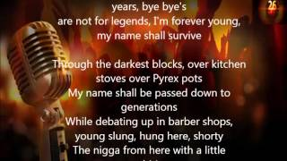 Jay Z - Forever Young (Lyrics)