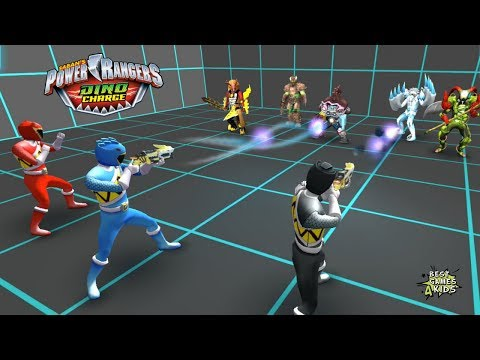 ARENA MEGA BATTLE! | Power Rangers Dino Charge Rumble HD By StoryToys Entertainment Limited