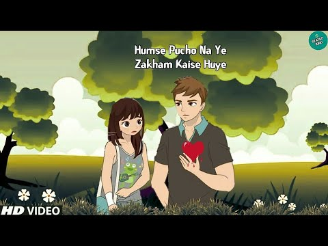 Humse Pucho Na Ye Zakhm Kaise Hue Whatsapp Status | Sochta Hoon Ke Woh Kitne Masoom The |