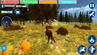 Let s play Horse Survival Simulator 3D Android Gameplay