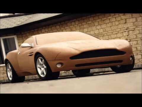 1998 Aston Martin Project Vantage Concept Car Youtube