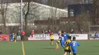 FC Pesch Adonis Defending Skills and Goals