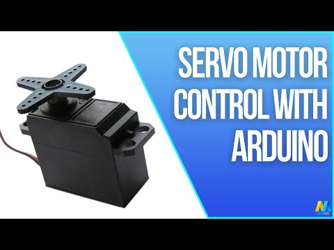 Arduino - Servo Motor Control with Arduino - YouTube