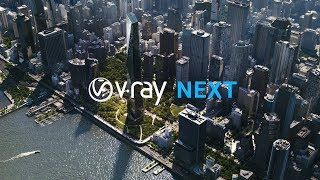 V-Ray Next for 3ds Max — Webinar: What's New